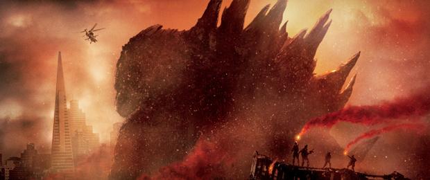 Taką promocję filmów mobilnymi grami to ja rozumiem! Godzilla świeci radioaktywnym przykładem