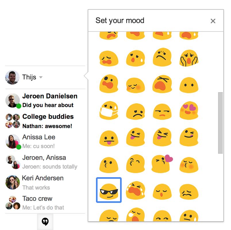 Google poprawia Hangouts, znów dowiemy się kto jest dostępny