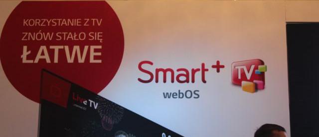 Pamiętacie świetny mobilny system webOS? Wraca w… tanich telewizorach LG z 4K