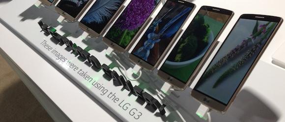 Ogromny LG G3 może stanąc do walki z każdym konkurentem  – obszerne pierwsze wrażenia Spider's Web