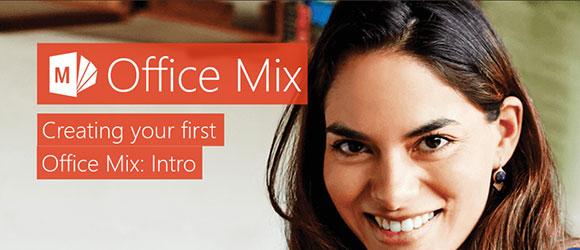 Office Mix – darmowy dodatek, który robi z PowerPointa prawdziwy kombajn