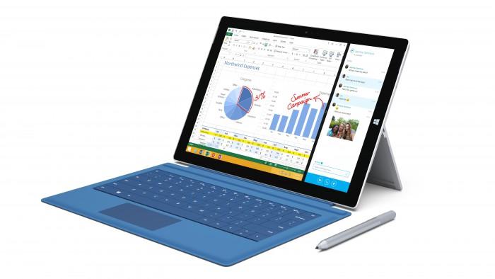 Microsoft prezentuje Surface 3 – tablet, przy którym komputer ma nie być już potrzebny