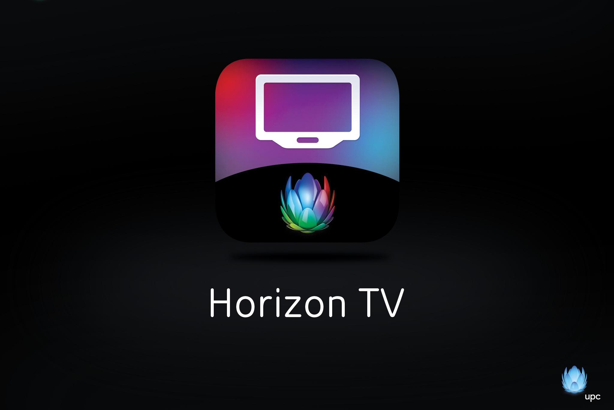 Tak kompleksowym rozwiązaniem jak Horizon TV od UPC nie może pochwalić się nikt inny
