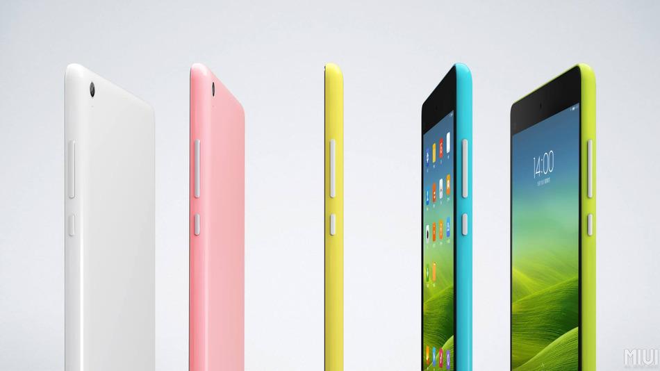 Xiaomi Mi Pad – tak szokująco bezczelnej kopii iPada mini jeszcze nie było