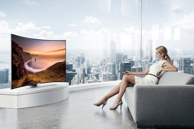 Curved UHD TV_Curved Screen_1