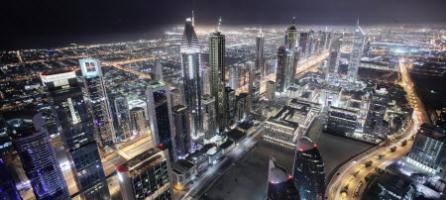 Dubai city downtown med lg_0