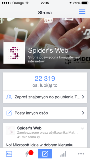 Facebook Pages Manager 4