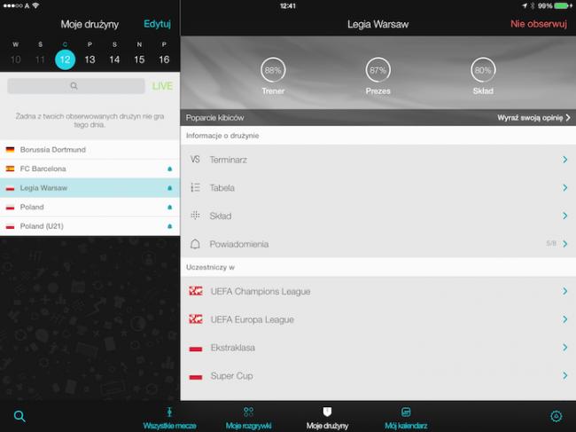 Forza Football, iPad, 2