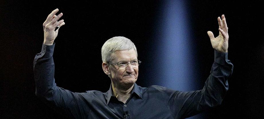 Podczas konferencji Apple'a zrozumiałem co czuje hejter