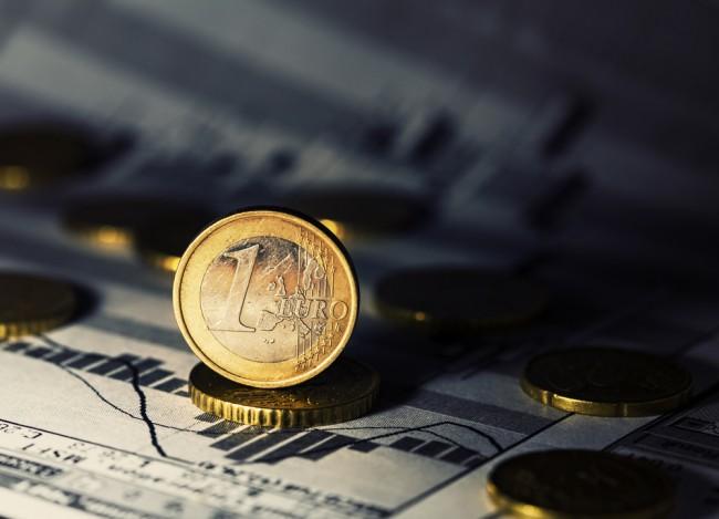 euro pieniadze moneta