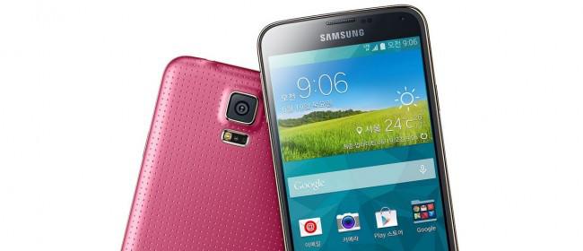 Galaxy S5 już nie jest flagowym smartfonem Koreańczyków