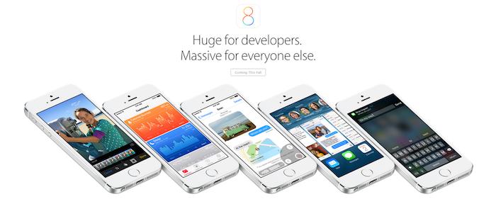 Najciekawsze funkcje w iOS 8 niepokazane na konferencji otwierającej WWDC