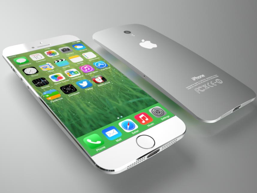 Po co Apple'owi duży iPhone 6?