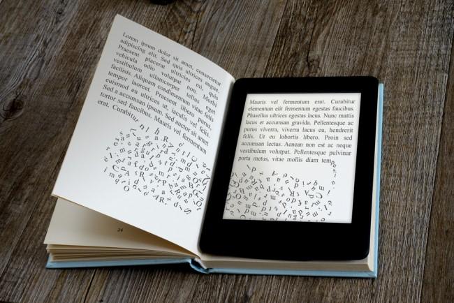 kindle ebook ksiazka