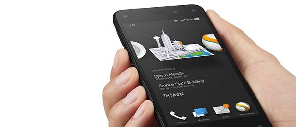 Stało się – Amazon pokazał Fire Phone, swój pierwszy smartfon