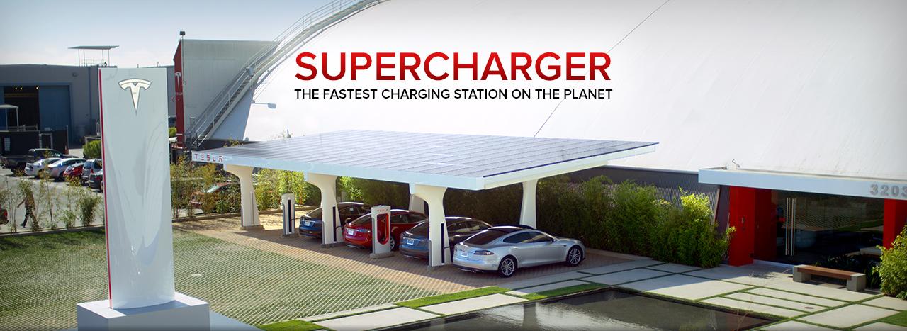 Tesla chce ustalić standard szybkiego ładowania, ale jest daleko w tyle za konkurencją
