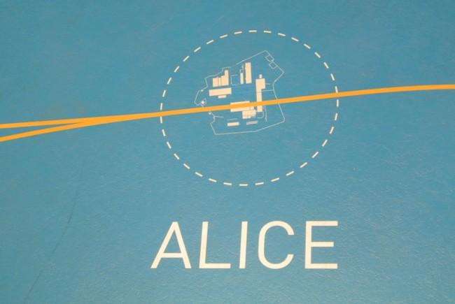 CERN, Alice 1