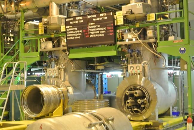 CERN, eksperyment
