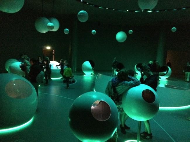 CERN, muzeum 1