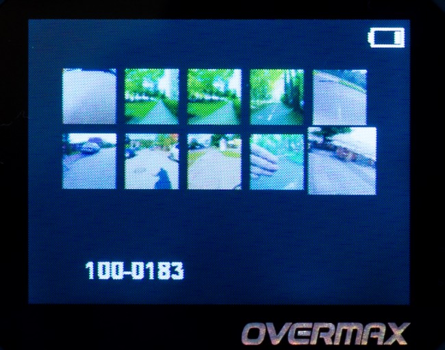 Overmax ActiveCam Sky 16