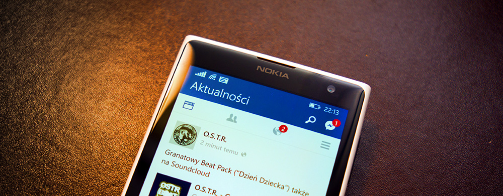 Teraz Facebook i Messenger dla Windows Phone będą jeszcze lepsze