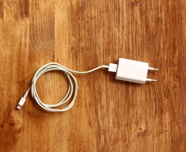 ladowarka iphone bateria