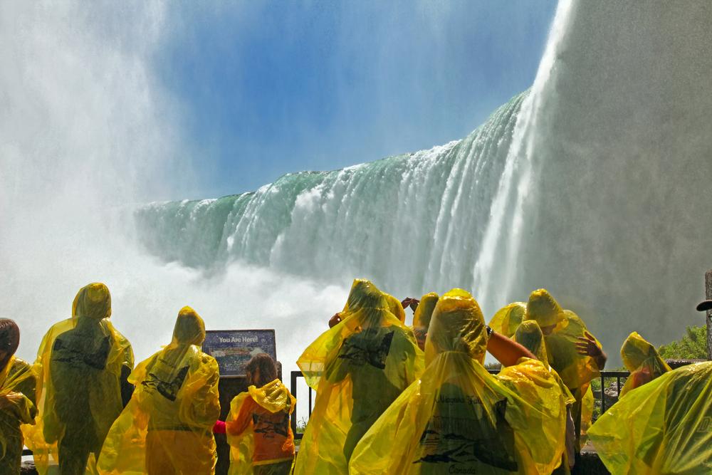 W 1969 roku Amerykanie zatrzymali… Wodospad Niagara