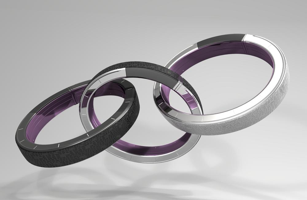 Wyświetlaczem smart zegarka może być… twoje własne ciało