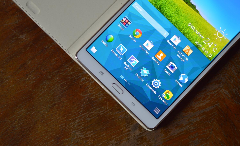 Kolor Niech Żyje! Mamy dla was tablet Samsung Galaxy Tab S 8.4 – konkurs Spider's Web