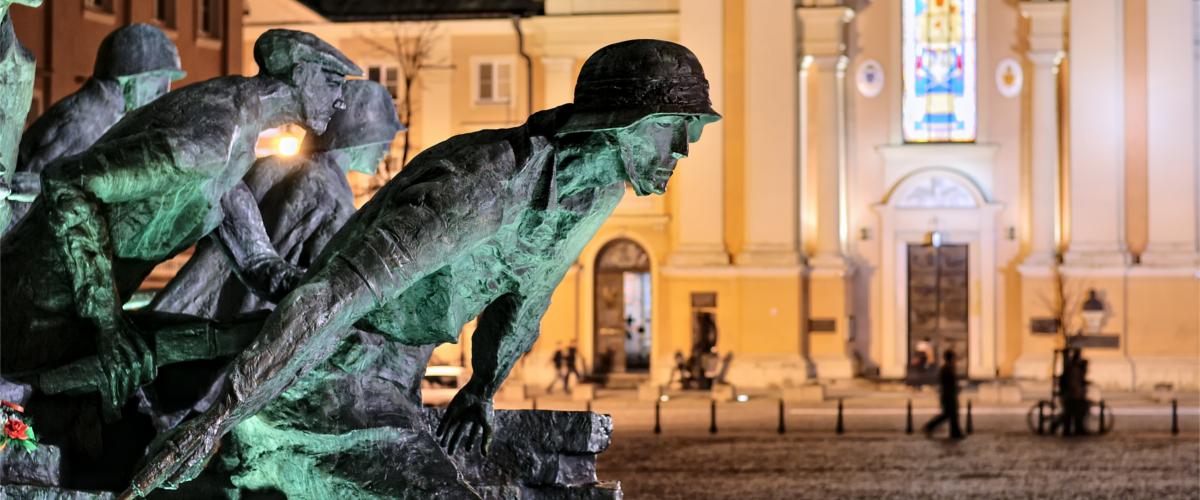 70. rocznica Powstania Warszawskiego – zatrzymajmy się na chwilę