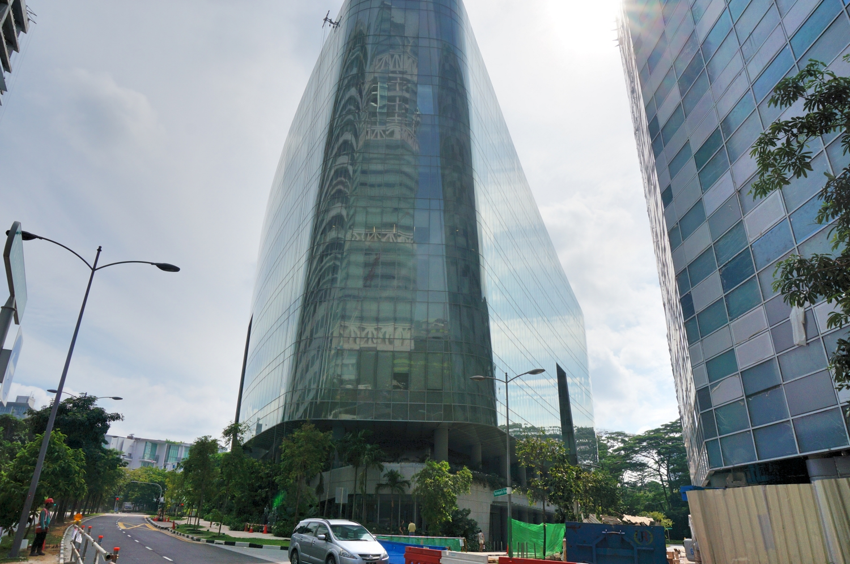 Biuro LucasFilm w Singapurze ma kształt kultowego budynku ze Star Wars