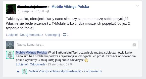Mobile Vikings Fanpage
