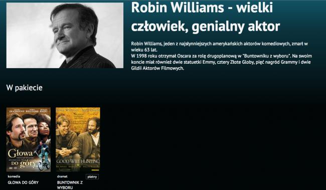 Robin Williams VOD 3