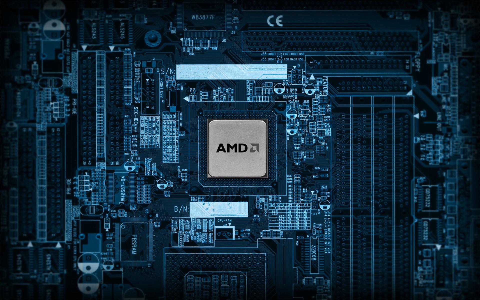 Dzięki przemyślanej strategii firmy akcje AMD wzrosły o 52%.
