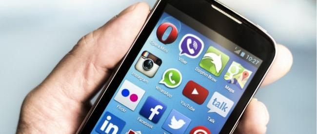 android opera viber instagram whatsapp youtube flickr facebook