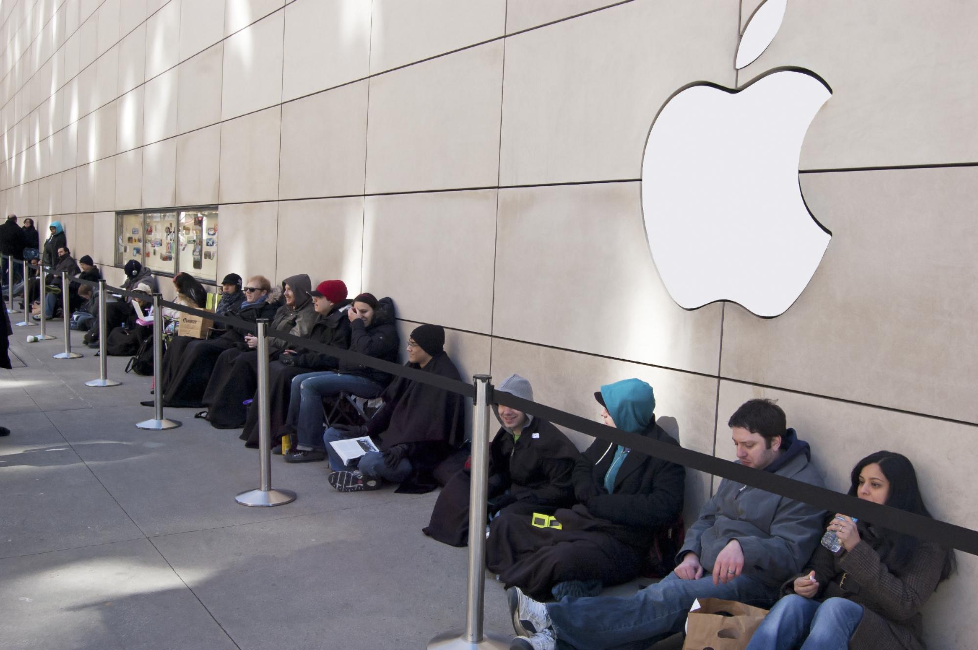 To właśnie tu Apple zaprezentuje nowe iPhone'y – strona internetowa Flint Center wygląda… specyficznie