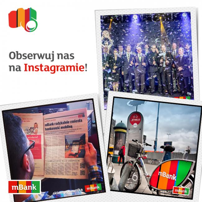 mbank instagram