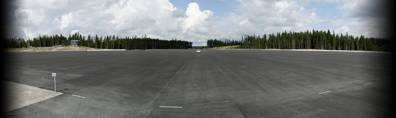 Tak wygląda największy na świecie kompleks do testowania bezpieczeństwa aktywnego w autach