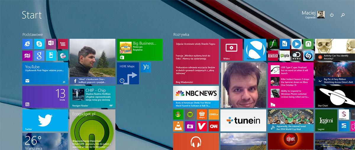 Masz tablet z Windowsem i nie wiesz, jakie aplikacje zainstalować? Podpowiadamy
