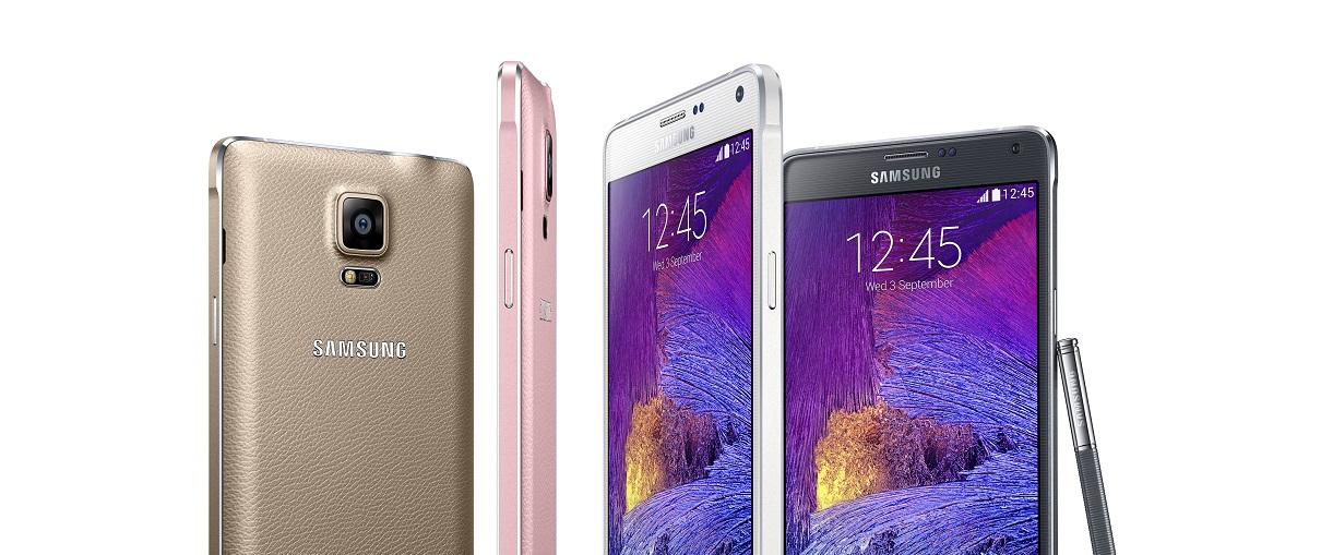 Samsung pokazał dwa smartfony Galaxy Note. O czwartej generacji wiemy już wszystko