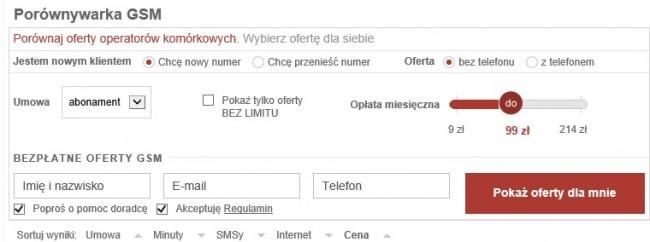 Telepolis.pl porównywarka ofert