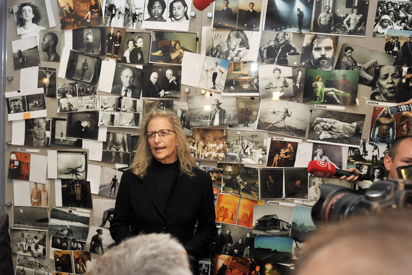 Na singapurskiej wystawie najsłynniejszej fotografki na świecie – Annie Leibovitz