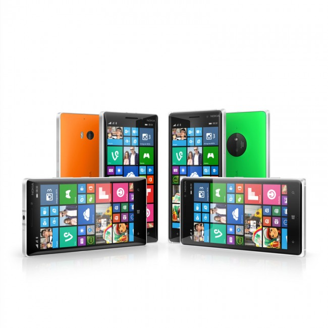 Lumia 830 2