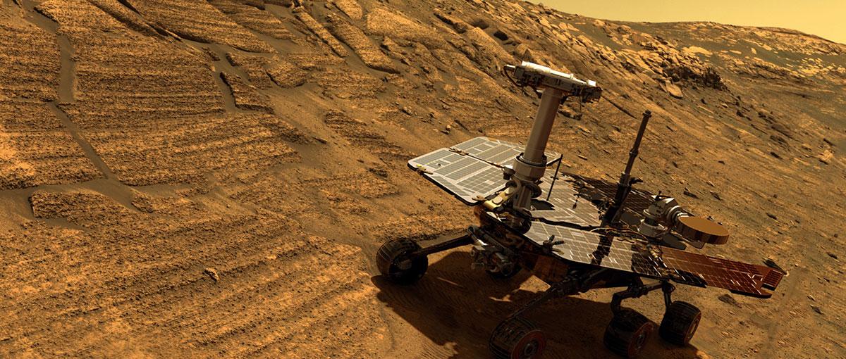 To koniec misji Opportunity. Marsjański łazik od 8 miesięcy nie odpowiada na komendy radiowe