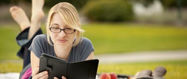 amazon kindle czytniki ebooków