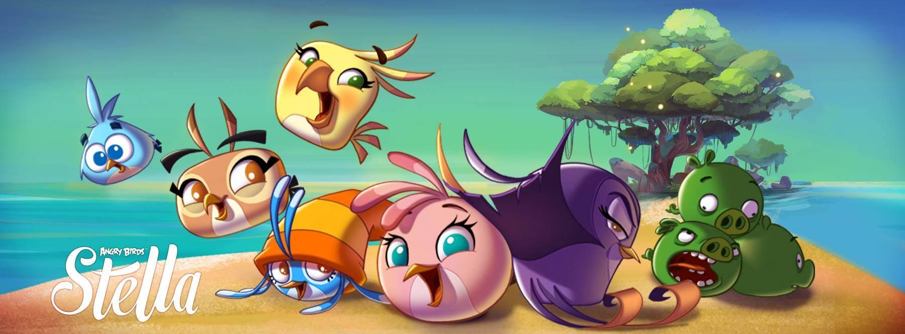 Twórcy Angry Birds są na dobrej drodze, by dołączyć do Zyngi na śmietniku historii