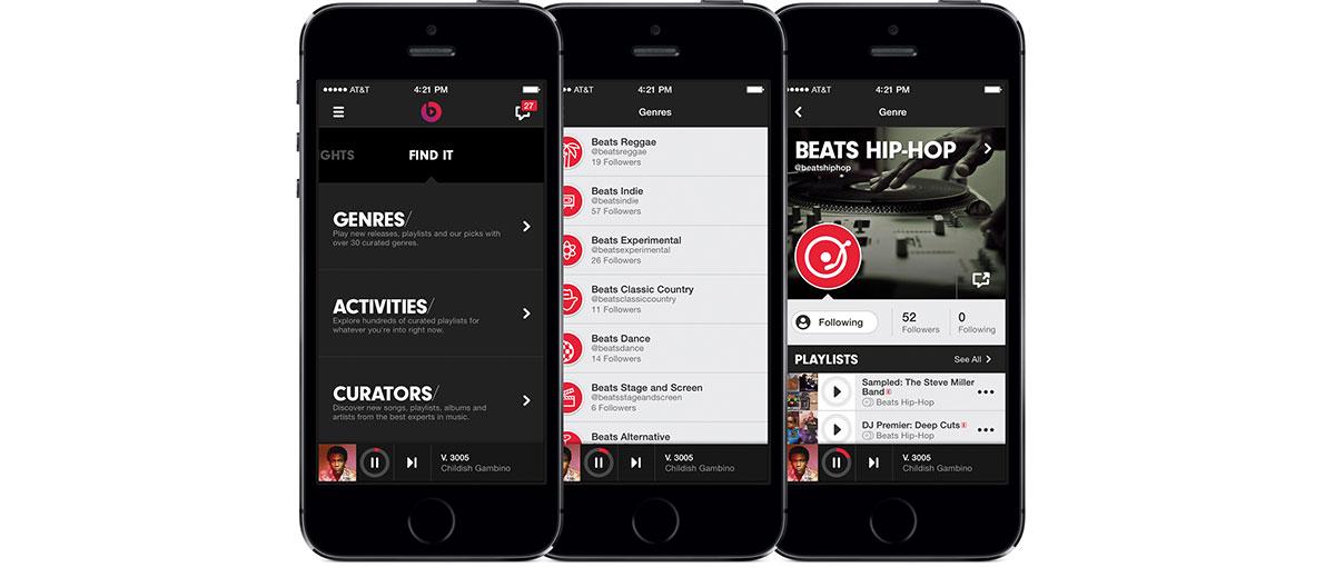 Zamieszanie wokół Apple i Beats Music może się przysłużyć Polakom