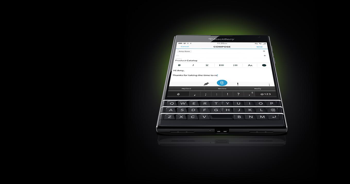 BlackBerry poczyna sobie coraz śmielej i kusi klientów: oddaj iPhone'a, a damy ci Passporta