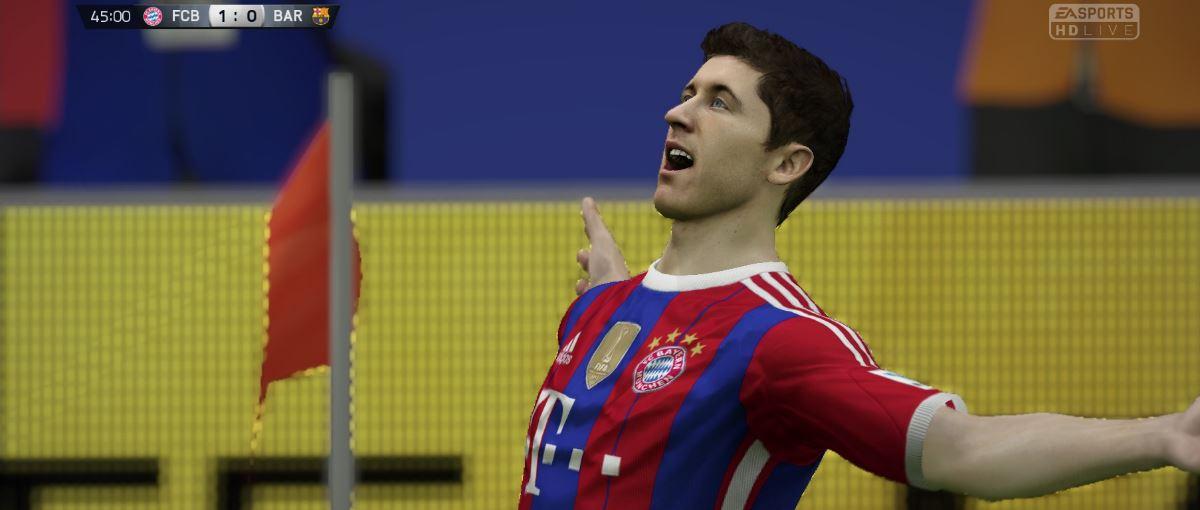 Oto wszystkie nowości w FIFA 15 – galeria Spider's Web