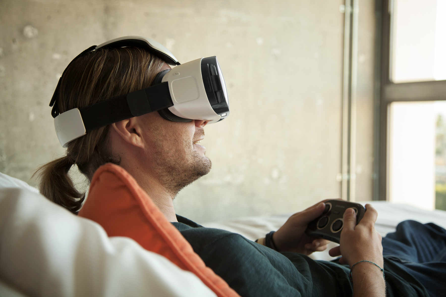Wirtualna Rzeczywistość w obecnej postaci nigdy się nie przyjmie. I dobrze